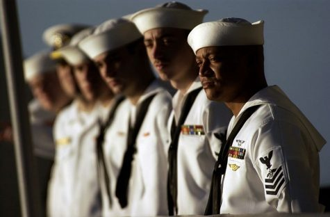 Joining the Navy