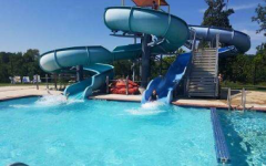 Cove Point Water Slides