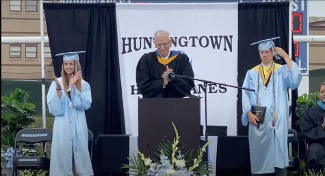 2021 HHS Graduation Ceremony